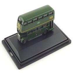 Green Line RT Bus (OXF686089GR) 2층버스 모형자동차