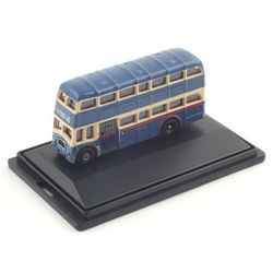A1 Service Queen Mary (OXF687871BL) 2층버스 모형자동차