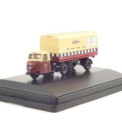 [~8/22까지] British Rail Scammell Scarab Van Trailer (OXF688885YE) 트레일러 모형자동차