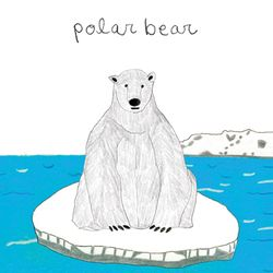 [북극]THE ARCTIC POSTER - polar bear