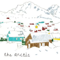 [북극]THE ARCTIC POSTER - the arctic