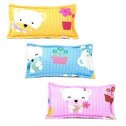 베이비캠프]아기곰  아기 베개