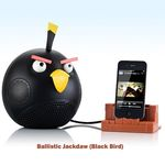 Gear4 앵그리버드 스피커-Angry Bird Speaker 블랙버드