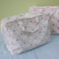 바바 방수 가방(어린이집 이불가방)