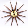 Rainbow Clock Walnut (레인보우 클락 월넛)
