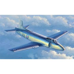 1:48 Supermarine Attacker F-1 Fighter (02866)
