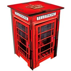 Stool-Telephone box