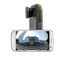 갤럭시S3 어안렌즈(Fish-eye Lens)