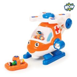 [WOW] 와우토이즈 칼 인명구조 헬리콥터