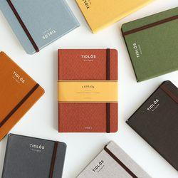 [만년]TIMELESS Monthly (Bookcloth)