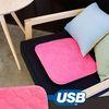 usb 온열 카본방석 2015년형