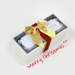 미니엣 머니 크리스마스 4개세트 MINI at MONEY christmas 4EA set