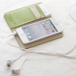[친환경 아이폰 케이스] VG IPHONE 5/5S POCKET-celery