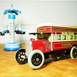 틴토이 컬렉션 - 놀이공원과 이층버스