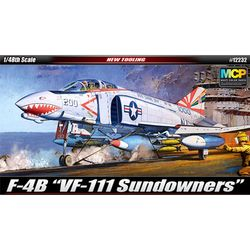 1:48 F-4B - VF-111 Sundowners