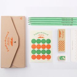 FOREST STATIONERY SET