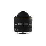 [중고] 캐논마운트 Sigma 10mm F2.8 Fisheye [TD0006]