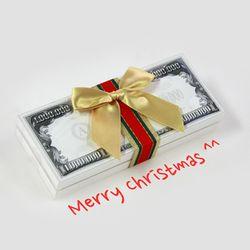 미니엣 머니 크리스마스 2개세트 MINI at MONEY christmas 2EA set