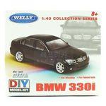BMW 330i - 조립킷 (WE540111BL) 금속조립모형