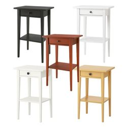 HEMNES Bedside table 협탁  P12012800160