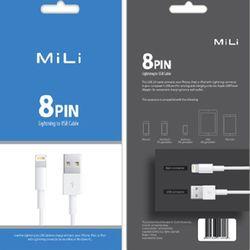 MORIAH 아이폰5 USB충전 데이터 8핀케이블