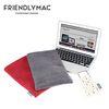 [FRIENDLYMAC]프랜들리맥 양털품은 캥거루 핸드메이드 맥북 에어 11인치 전용 파우치