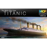 1:400 The White Star Liner TITANIC (타이타닉호)