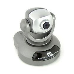 MAXTEK LevelOne IP 네트웍 카메라 -상하 좌우 (Pan-Tilt)