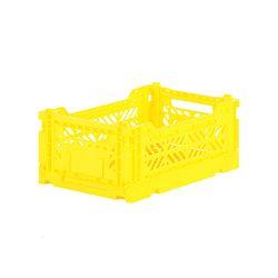 아이카사 폴딩박스 S yellow
