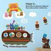 Kids D.I.Y Sticker -주주프렌즈의 나무비행기를 타고