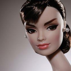 [Funny Face] Bonjour Paris Dressed Doll Gift Set 14015