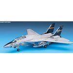 [아카데미하비] [아카데미과학 프라모델-ACFA061] 1:72 F-14A 톰캣 (12471) 비행기 전투기 프라모델 밀리터리