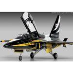 [아카데미하비] [아카데미과학 프라모델-AC12242] 1:48 ROKAF T-50B Black Eagles [대한민국 공군] - R2B(알투비) 출연