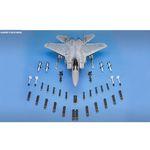 [아카데미하비] [아카데미과학 프라모델-ACFA100] 1:48 F-15E 스트라이크이글(폭탄 무장형) (12264) 전투기