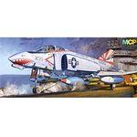 [아카데미하비] [아카데미과학 프라모델-AC12232] [최신제품 신금형] 1:48 F-4B VF-111 썬다우너스 멀티 칼라 버전
