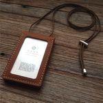Idcard Case - 사원증.신분증 가죽케이스(세로전용)