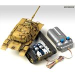 [아카데미하비] [아카데미과학 프라모델-ACT1344] 1:35 M60A1 증가장갑형 - 유선리모콘 모터구동 (13271)탱크 프라모델