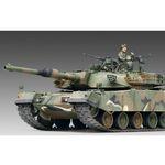[아카데미하비] [아카데미과학 프라모델-ACT13215] 1:35 대한민국 육군 주력전차 K1A1 한국군 프라모델 밀리터리
