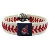 Cleveland Indians Classic Baseball Bracelet