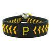 Pittsburgh Pirates Team Color Baseball Bracelet