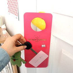 DOOR POCKET (PINK)