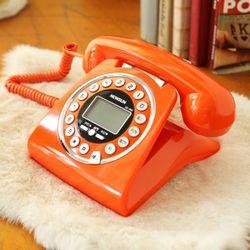 모던 클래식 푸쉬 전화기