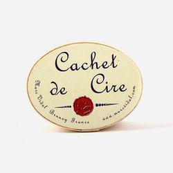 Cachet de Cire - 스탬프(세트)