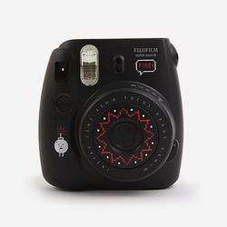 instax x SML  mini8 camera - black