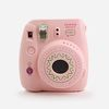 instax x SML  mini8 camera - pink