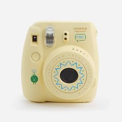 instax x SML  mini8 camera - yellow