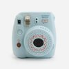 instax x SML  mini8 camera - skyblue