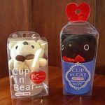 Cup in Bear  Cat - PC모니터 클리너