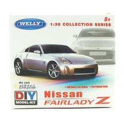 닛산 페어레이디 Z (풀백주행) - 조립킷 (WE232955OR) 금속조립모형