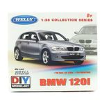 BMW 120i (풀백주행) - 조립킷 (WE236250RE) 금속조립모형